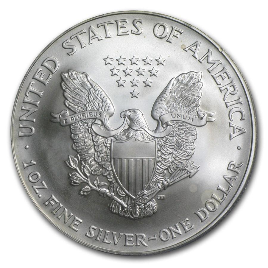 MS70 ezüst érme