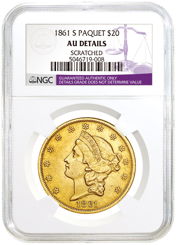 NGC coin grading