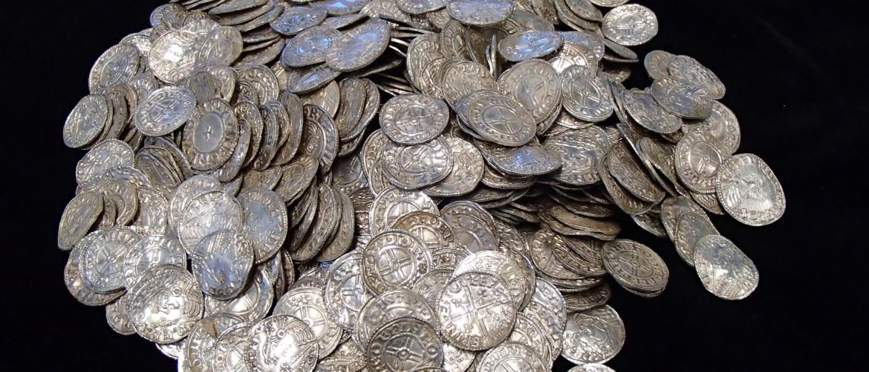 A lenborough-i ezüstpénzek