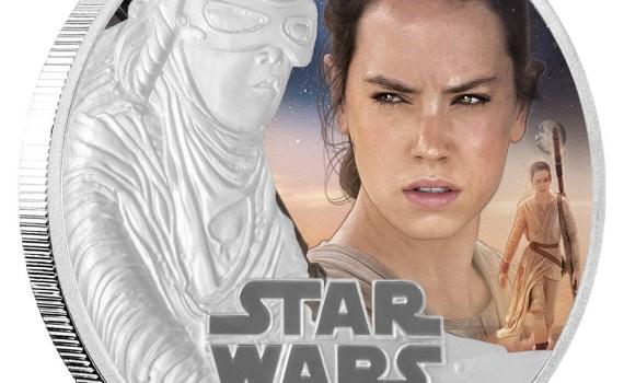 Az erő ébredése, Rey