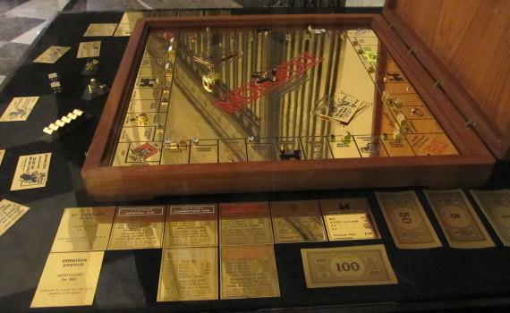Arany monopoly