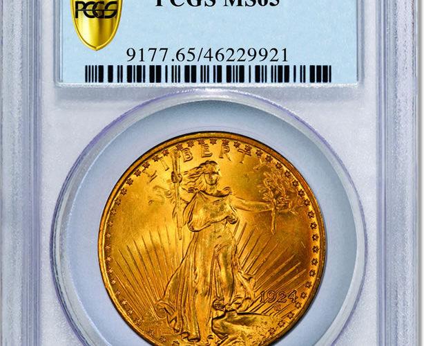 PCGS coin grading