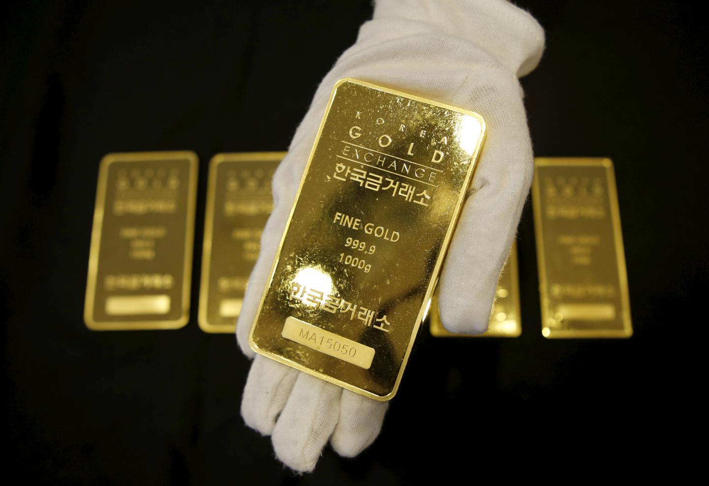 Aranyrudak Koreában